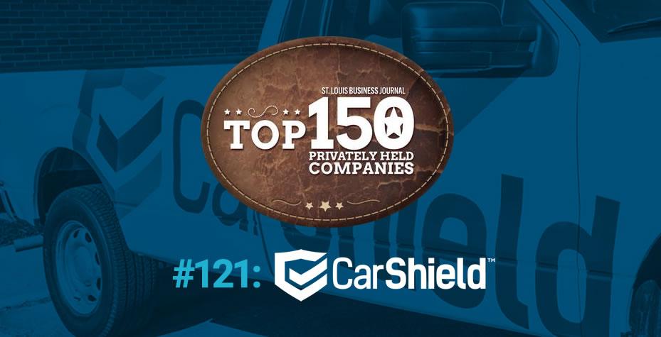 Top 150 2017: No. 121 CarShield