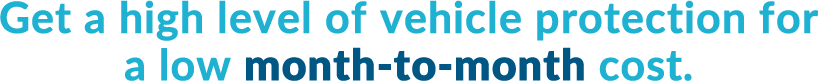 Month-to-Month Vehicle Protection